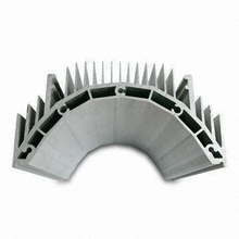 Aluminum Street Light Heatsink | Custom Aluminium Extrusion