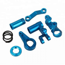 Blue Anodizing |7075 Aluminum | Customized Precision Cnc Machining Parts | Aluminium Cnc Machining China