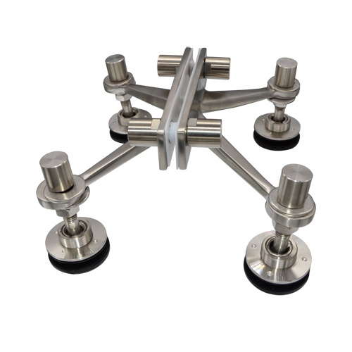 Stainless Steel Casting of Construction Hardware Spider | Investment Casting Kit