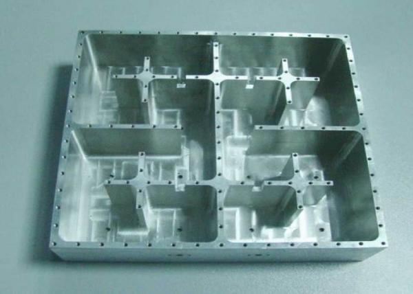 Aluminum Alloy Die Casting for Telecommunication Termination | Aluminium Die Casting Parts