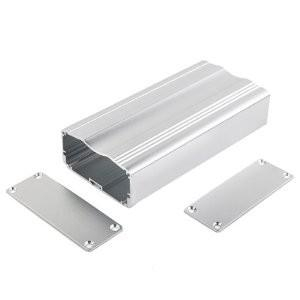 Cnc Machining Custom Aluminum Hdd Enclosure Box |custom Cnc Machining Services